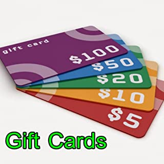 Gift Cards Tips