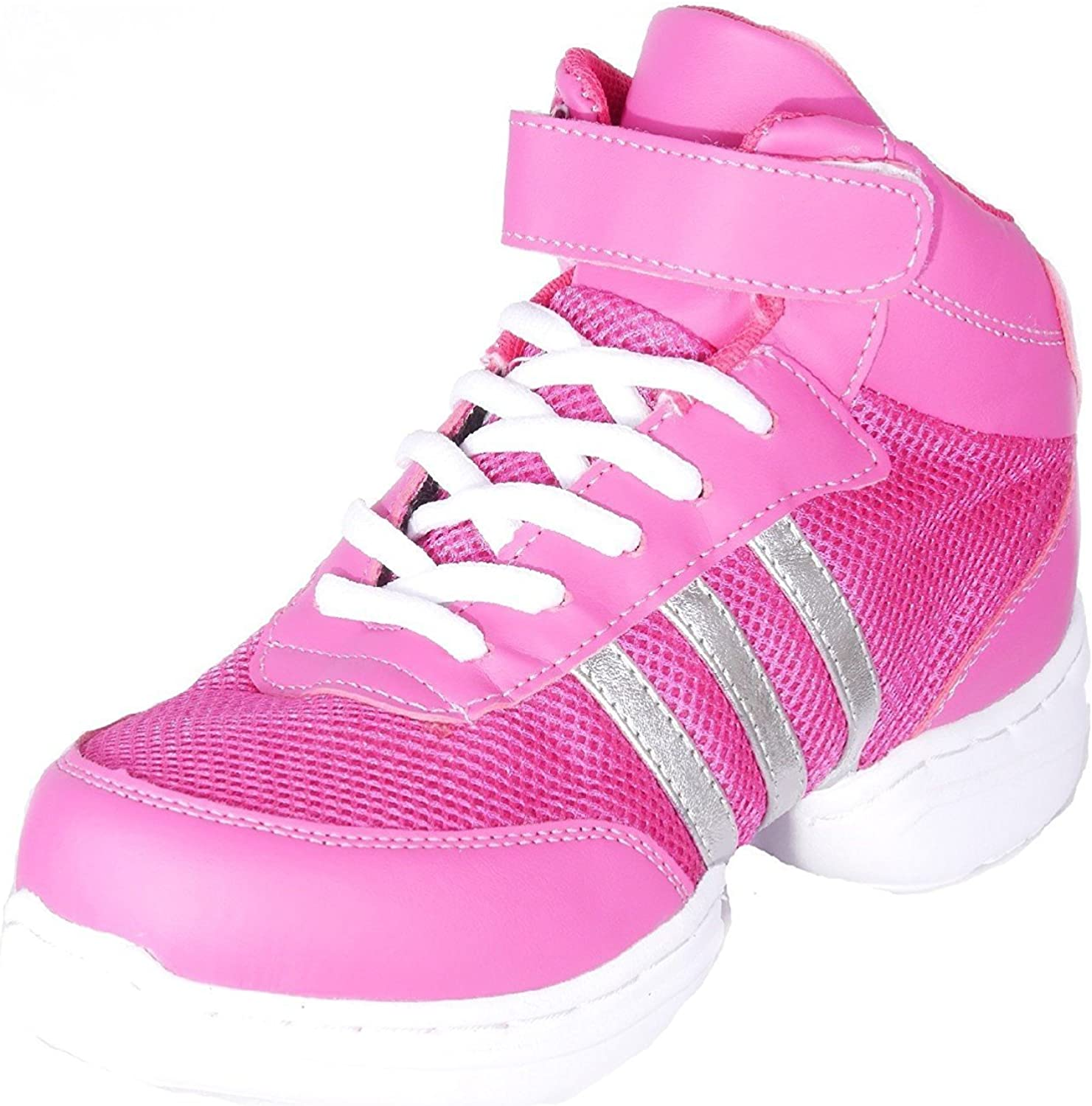 Dance Fitness Shoes High Top Sneakers