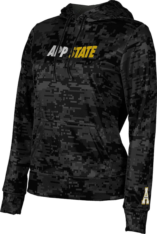 ProSphere Appalachian State University Girls' Pullover Hoodie, School Spirit Sweatshirt (Digi Camo)