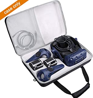 Aproca Hard Carry Travel Case Compatible with HTC VIVE Pro Virtual Reality System