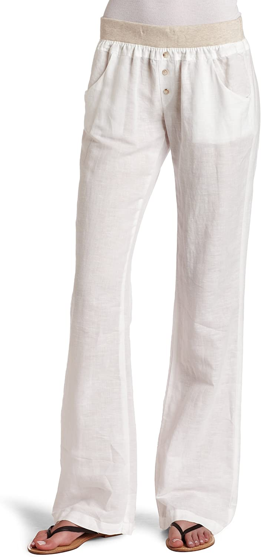 Splendid Women's Linen Flair Pant