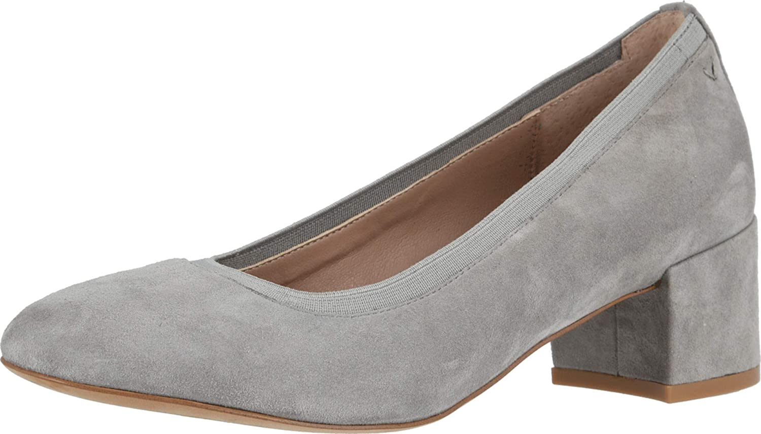 Vionic Women's Olympia Natalie Pumps - Ladies Heels with Concealed Orthotic Arch Support