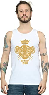 Disney Men's The Lion King Future King Tank Top