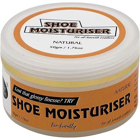 Shoe Mistri Shoe Moisturiser Cream - Suitable for Soft Leathers