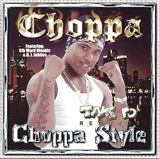 Choppa Style (DJ JMK Remix) [Radio Edit]