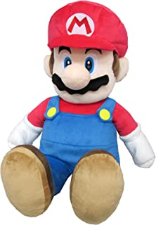 Little Buddy 1601 Super Star Collection Large Mario Plush, 24