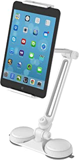 Sabrent Adjustable Stand Suction Cups Holder for iPad and Tablets up to 10
