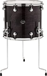 DW Performance Series Floor Tom - 14 Inches X 16 Inches Ebony Stain Lacquer