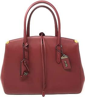 Coach Cooper Glovetanned Leather Carryall Satchel Handbag
