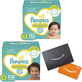 Baby Diapers Size 132 Count