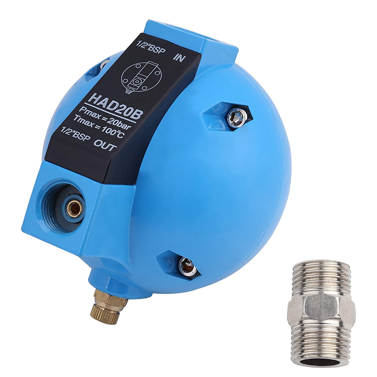 Float Drain 2021 autumn and Max 78% OFF winter new HAD20B Automatic Condensate Mechanical Round 1 Valve