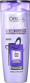 L'Oréal Paris Elvital Shampoo Volumen Collagen (1 x 300 ml)