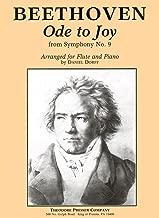 Ode to Joy, Flute & Piano