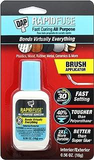 Adhesives, Sealants & Tapes Dap 00156 0.85 Oz Rapid Fuse Fast Curing Wood Adhesive