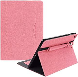 Tablets & e-Books Case - Luxury Business PU Leather Case Book Flip Cover for 9.7 2018 2017 2016 for Air 1 2 Tablet with St...