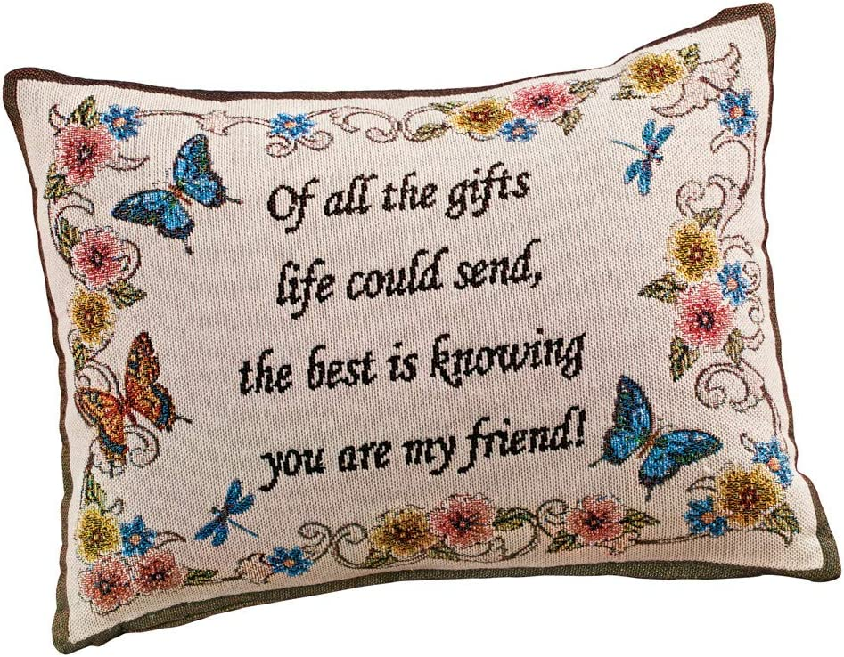Popular popular Product Collections Etc My Friend Tapestry Throw Weave Pillow Decorative