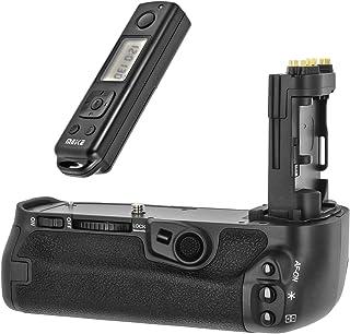 Empuñadura de batería Empuñadura de batería battery grip para Canon 5d mark 4como la BG de E20+ Disparador Remoto con 2.4GHz Radio Frecuencia–MK de 5D4Pro–Meike