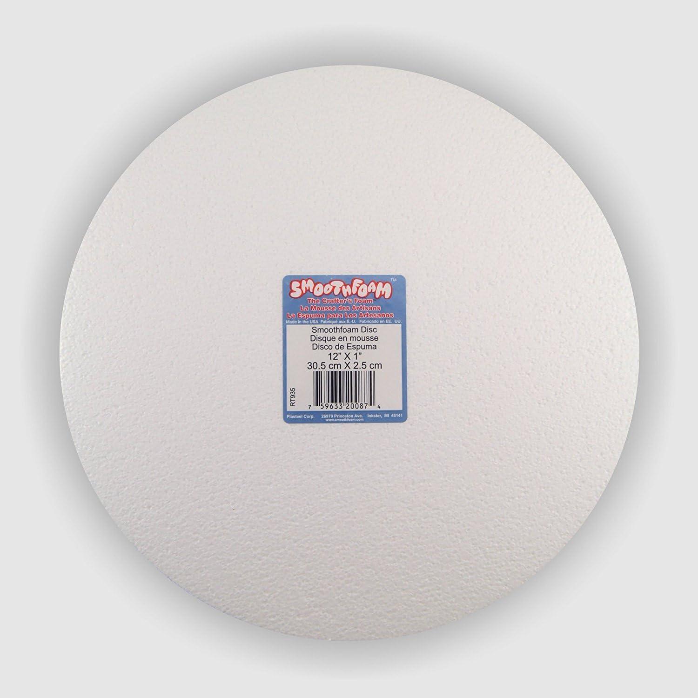 Bulk buy: Max 61% OFF 12 pack - in Foam Smooth Plasteel Disc Brand Translated