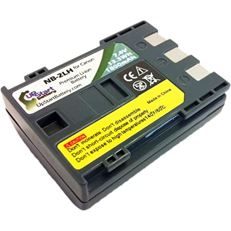 Replacement For Canon Digital Rebel Xt Eos 350d Battery By Technical Precision
