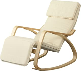 Amazon Fr Fauteuil Design Relax Blanc