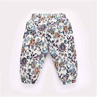HOSD nuevos Pantalones de bebé para niños y niñas, niños y bebés Gruesos y cálidos afuera con Pantalones al Aire Libre