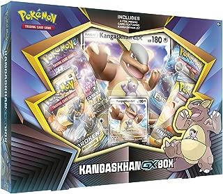 Pokemon TCG: Kangaskhan- Gx Box + 4 Booster Pack + A Foil Promo Code + A Oversize Foil Card