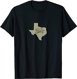 Texas Horny Toad Shirt