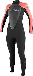 O'Neill Women's Reactor 3/2mm Back Zip Full Wetsuit