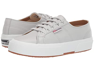 Superga 2750 Nappaleau Sneaker (Dove Grey) Women