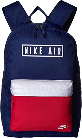 70d910cbfe0c9 Nike Heritage All Over Print Backpack 2.0 | Zappos.com