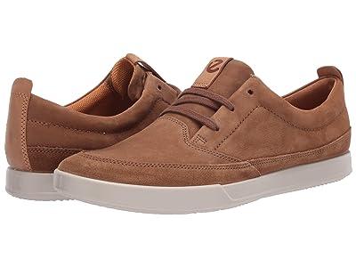 ECCO Cathum Leisure Sneaker (Camel/Camel/Lion) Men