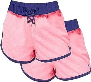 U.S. Polo Assn. Womens Pajamas 2 Pack Sleep Shorts