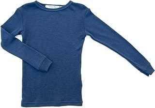 100% Pure Merino Wool Thermal Top. The Best Active Sleep Underlayer Kids!