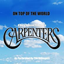 Top Of The World - The Carpenters Tribute