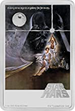 2020 NU Star Wars Square PowerCoin A NEW HOPE Star Wars 1 Oz Silver Coin 2$ Niue 2020 Proof