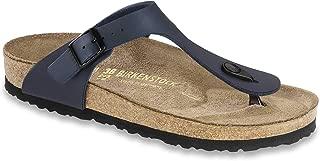 Womens Gizeh Slide Sandal, Blue,
