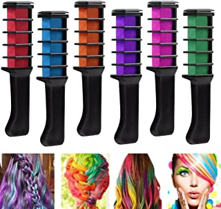 comprar comparacion Richoose color tiza desechable instantáneo de larga duración tinte para el cabello cabello duradero Brillo de color crema ...