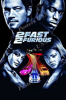 Best 2 fast 2 furious movie poster Reviews