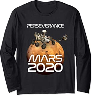Mission de la NASA Perseverance Rover Mars 2020 Manche Longue