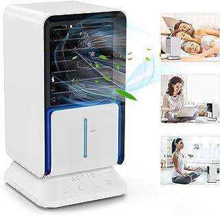 Condizionatore Portatile, TedGem Mini Condizionatore, Mini Raffreddatore D'aria Scuotere la Testa a Sinistra e Destra a 45...
