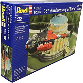 Revell Germany 04906 1/32 BO 105 Fly Out Painting Plastic Model Kit