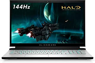 Alienware m17 R3 17.3 Inch FHD Gaming Laptop, Intel Core i7-10750H, 144 Hz 7 ms 300-nits 72% NTSC Colour Gamut Display, 16...