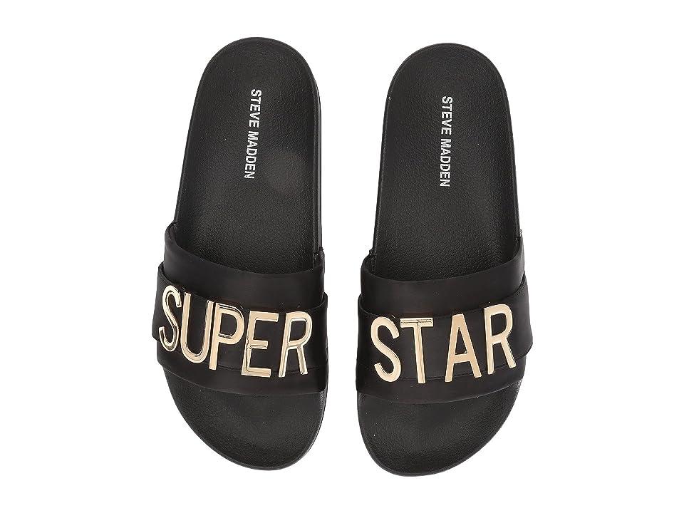 Steve Madden Word (Black Multi) Women's Shoes