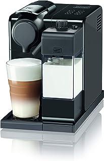 DeLonghi EN 560.B Lattissima Touch Pod coffee machine, 1400 W, 0.9 liters, Noir, Gris