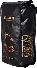 Black Rifle Coffee Company Blackbeard's Delight Dark Roast Whole Bean Coffee, 12 Ounce Bag