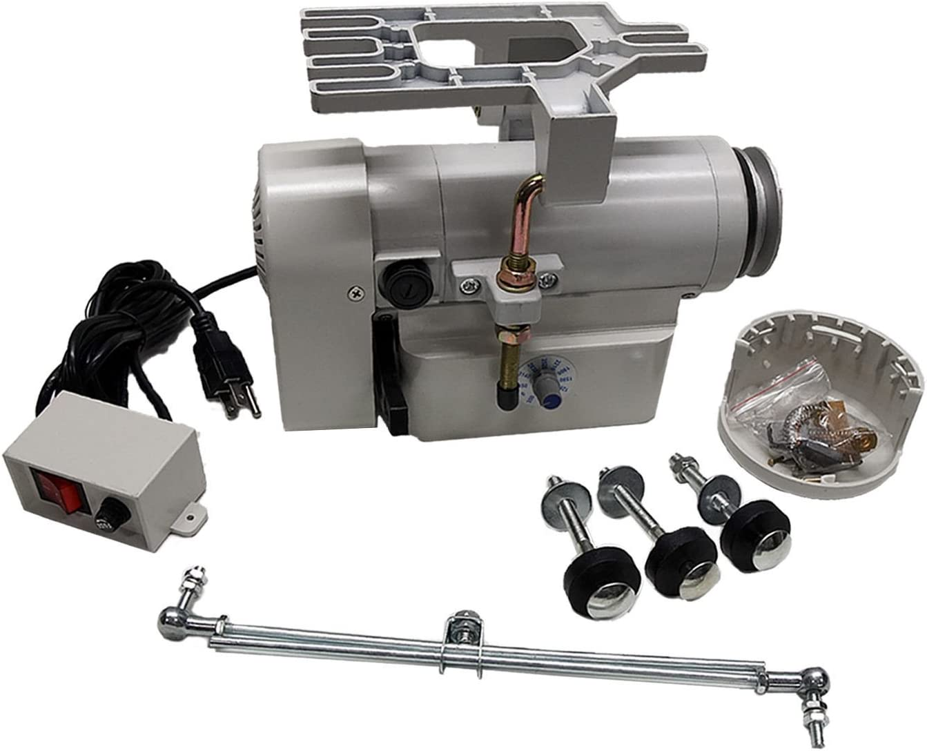 Consew CSM550-1 Sewing Machine Servo 3450RPM Motor Volt 110 We OFFer at cheap prices Q Jacksonville Mall