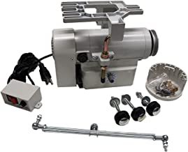 Consew CSM550-1 Sewing Machine Servo Motor, 3450RPM, 110 Volt, Quite Running