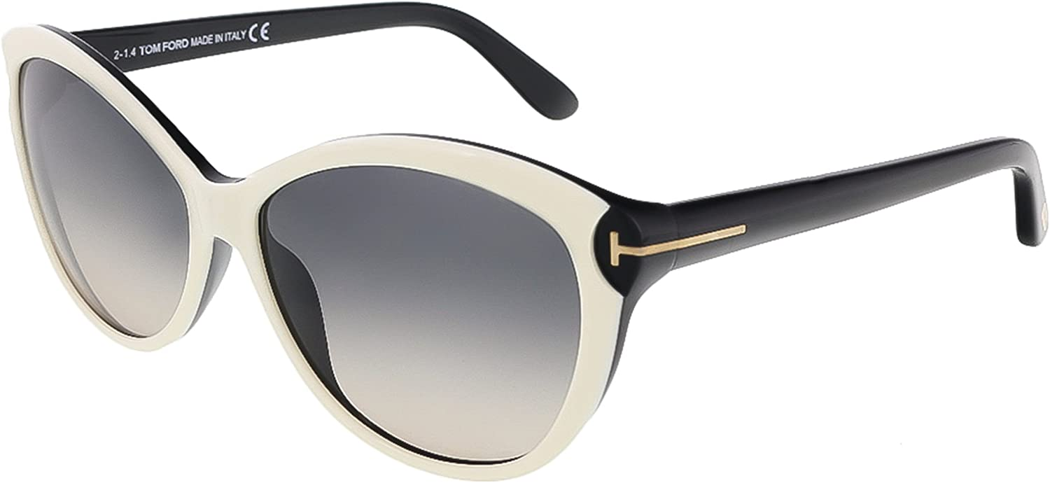 High order Tom Ford Quality inspection Telma Sunglasses Ivory in