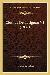 Clotilde De Lusignan V1 (1837)