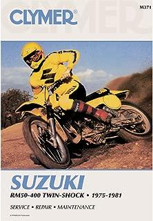 Clymer 76-80 Suzuki RM250 Service Manual